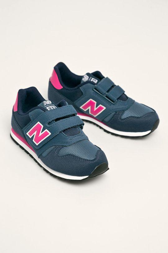 New Balance - Pantofi copii  YV373AB bleumarin