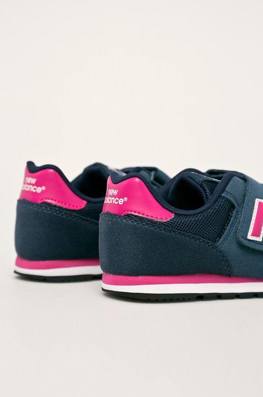 New Balance - Pantofi copii  YV373AB Gamba: Material textil Interiorul: Material textil Talpa: Material sintetic