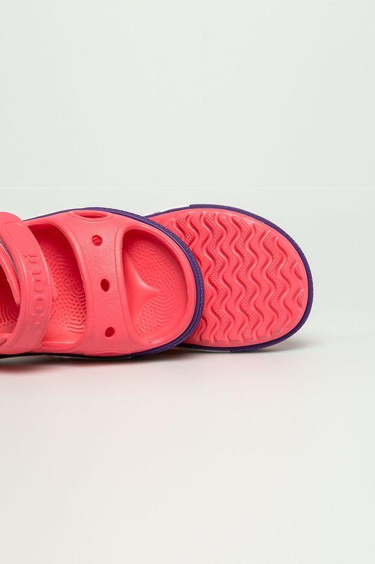ostrá růžová Coqui - Dětské sandály