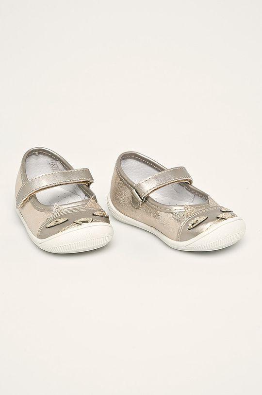 Kornecki - Detské balerínky zlatá
