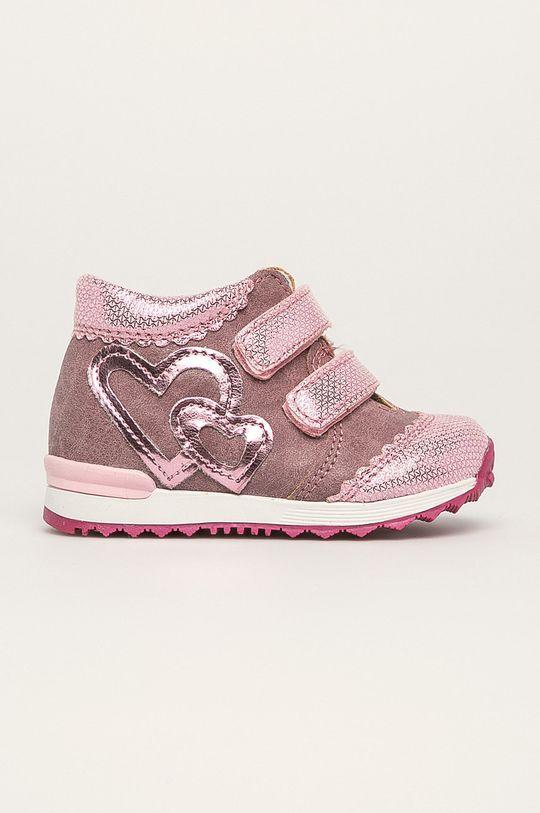 sýto ružová Kornecki - Detské topánky Dievčenský