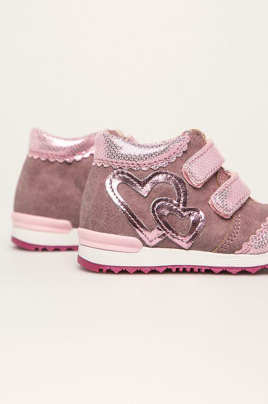 Kornecki - Detské topánky  Zvršok: Syntetická látka Vnútro: Prírodná koža Podrážka: Syntetická látka