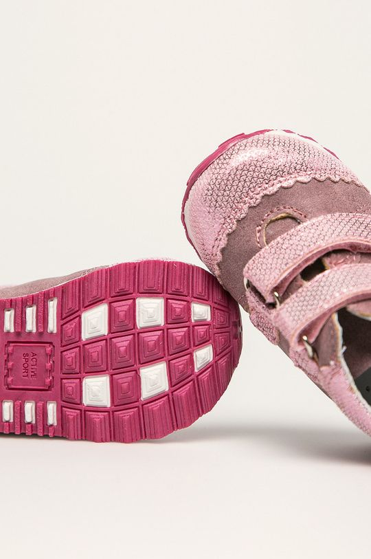 sýto ružová Kornecki - Detské topánky