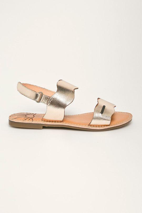 zlatá Pepe Jeans - Dětské sandály Mandy Waves Dívčí
