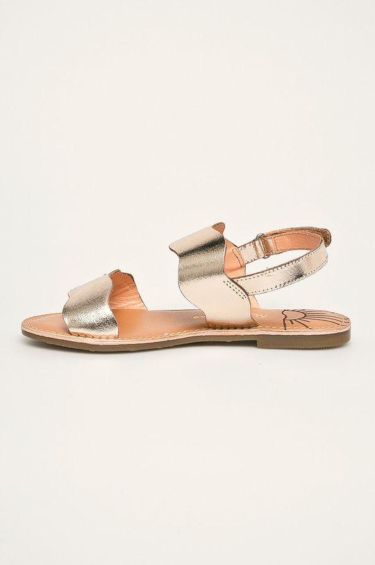 zlatá Pepe Jeans - Dětské sandály Mandy Waves