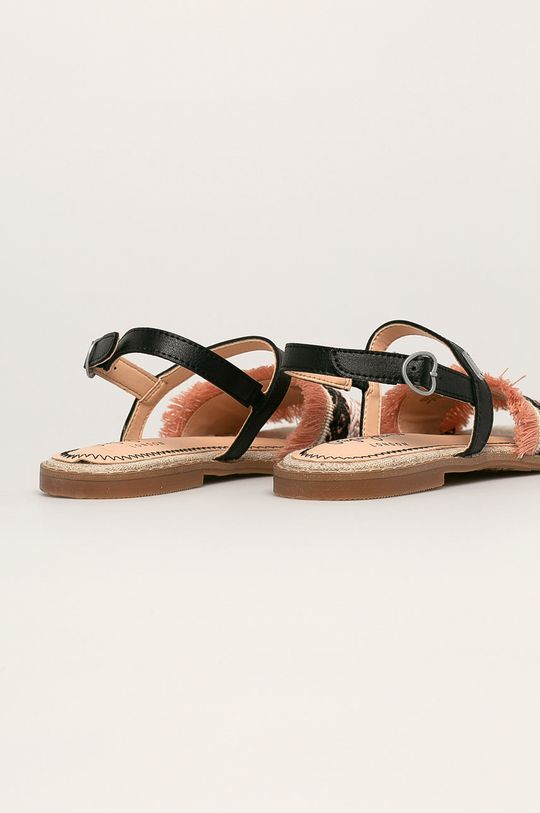 Pepe Jeans - Dětské sandály Elsa Etnic Svršek: Umělá hmota, Textilní materiál Vnitřek: Umělá hmota, Textilní materiál Podrážka: Umělá hmota