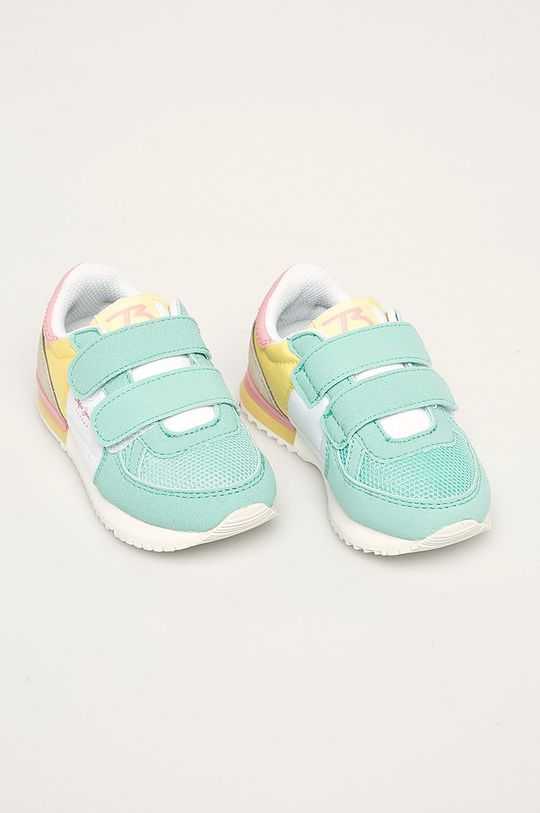 Pepe Jeans - Pantofi copii Sydney Pastel turcoaz deschis
