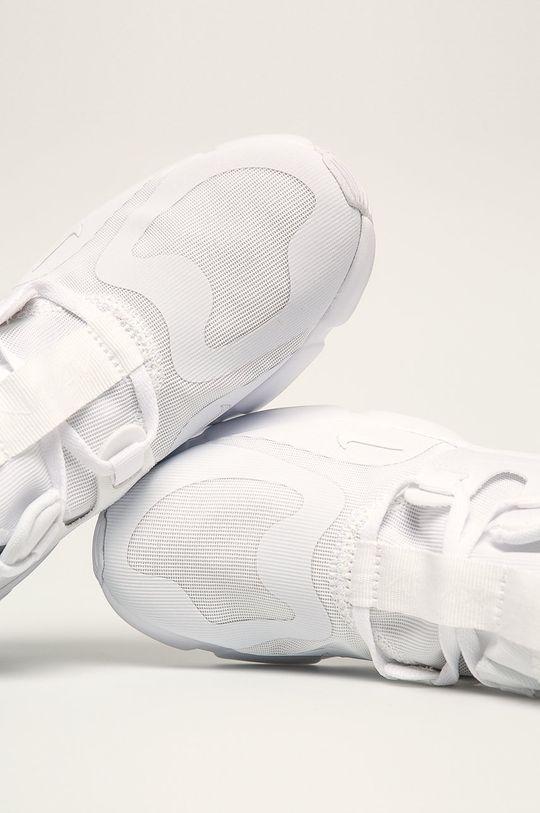 biela Nike Kids - Detské topánky Nike Air Max Infinity