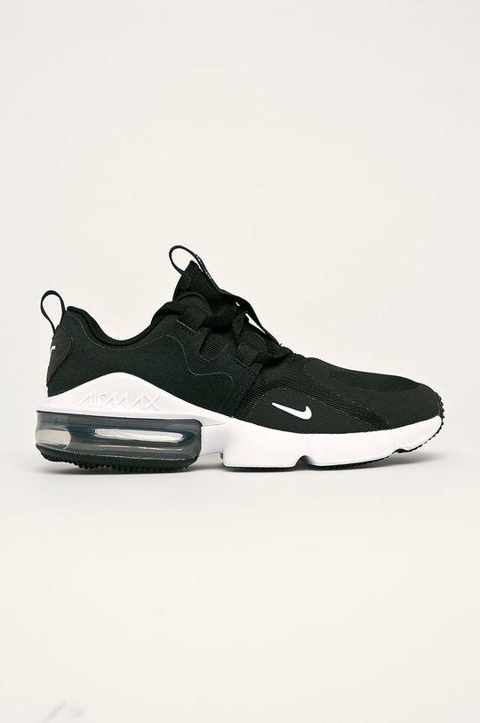 čierna Nike Kids - Detské topánky Nike Air Max Infinity Dievčenský