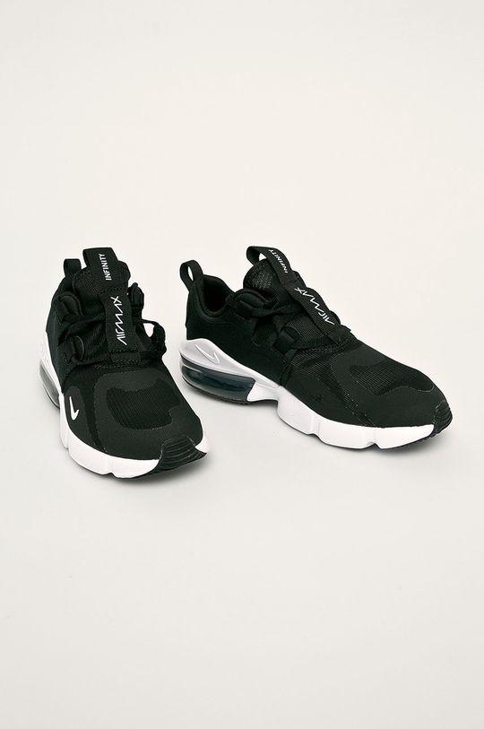 Nike Kids - Detské topánky Nike Air Max Infinity čierna