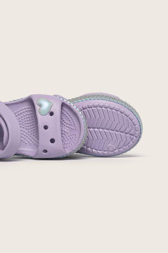 лавандула Crocs - Детски сандали