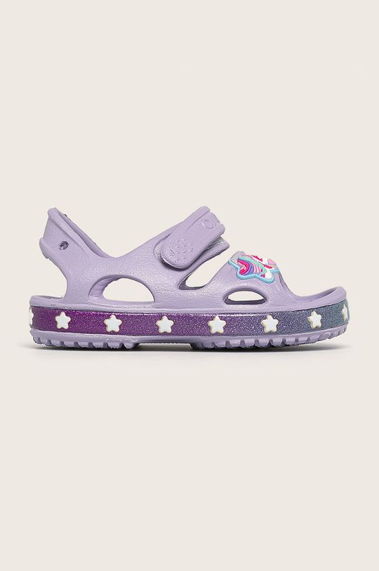 лавандула Crocs - Детски сандали Момиче