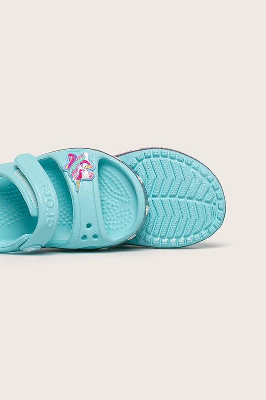 светлосин Crocs - Детски сандали