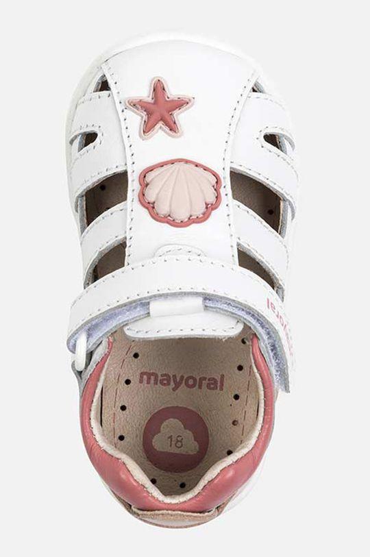 Mayoral - Sandale copii Gamba: Piele naturala Interiorul: Piele naturala Talpa: Material sintetic