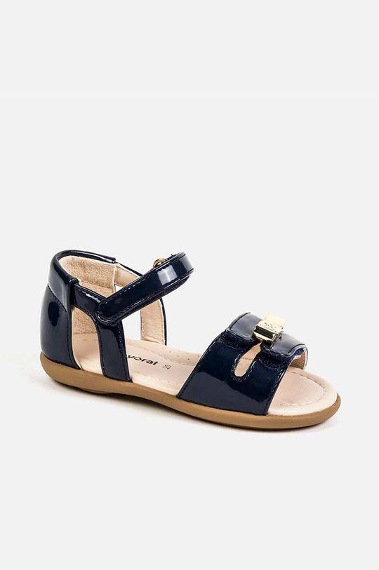 námořnická modř Mayoral - Dětské sandály Dívčí