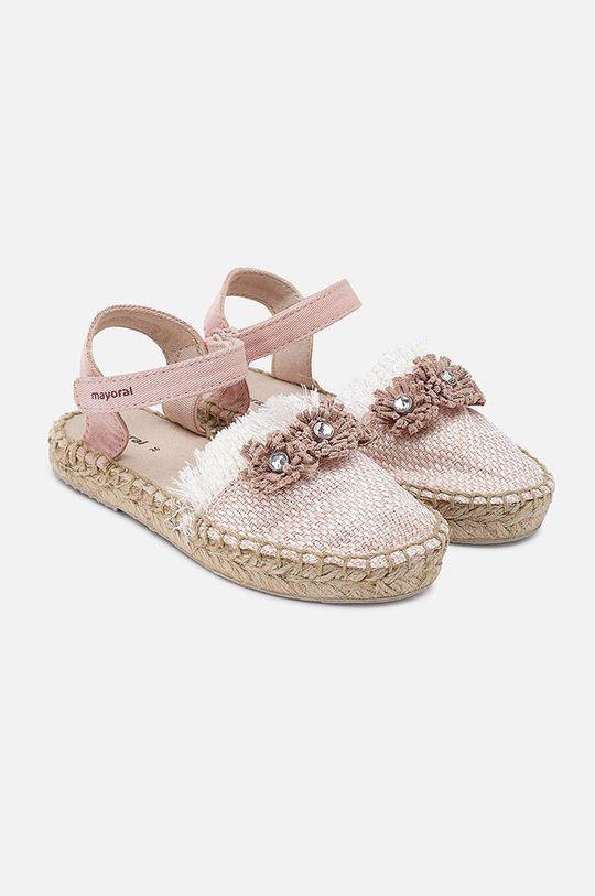 roz Mayoral - Espadrile copii De fete