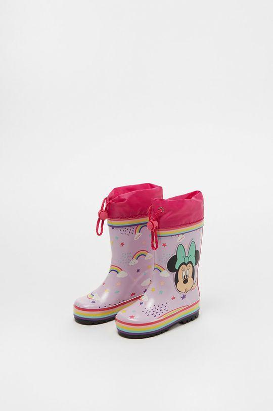 levanduľová OVS - Detské gumáky X Disney Dievčenský