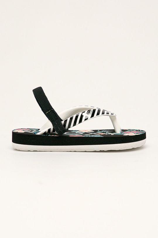 černá Roxy - Dětské sandály Dívčí