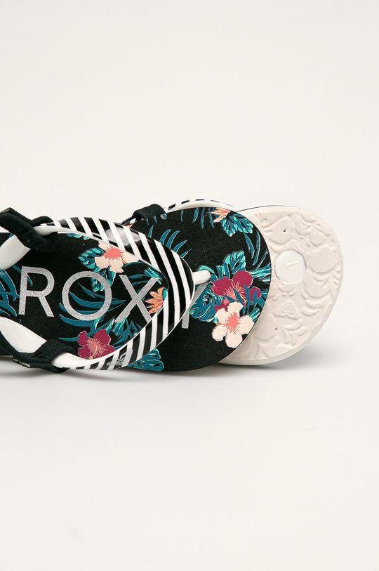 černá Roxy - Dětské sandály