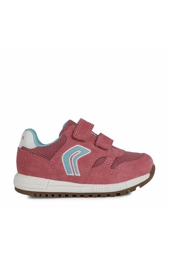 fucsie Geox - Pantofi copii De fete