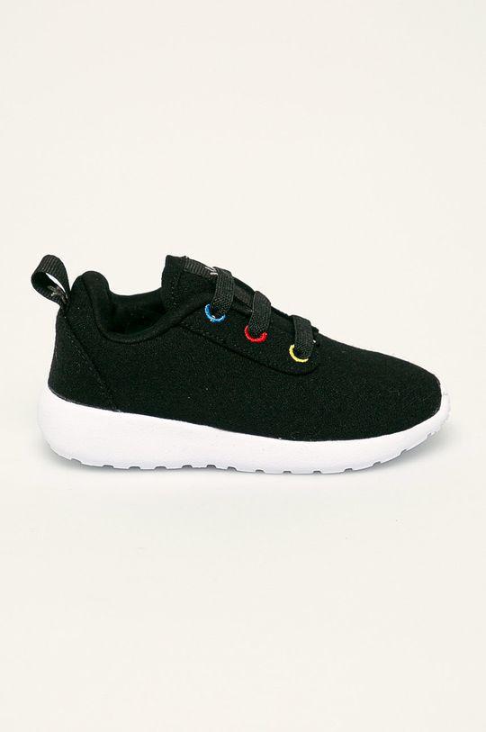 čierna Emu Australia - Detské topánky Mills Detský