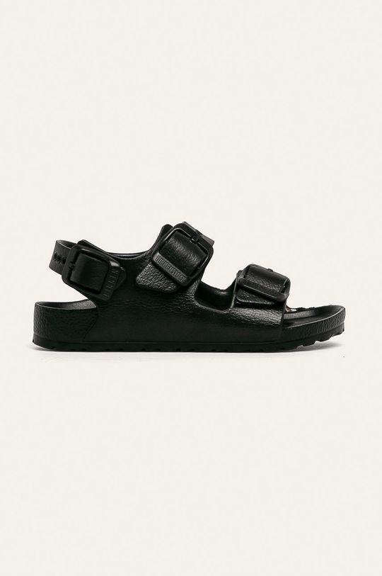 čierna Birkenstock - Detské sandále Milano Eva Detský