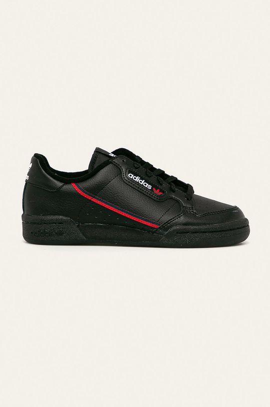 negru adidas Originals - Pantofi copii Continental 80 De copii