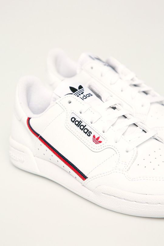 adidas Originals - Dětské boty Continental 80 Svršek: Přírodní kůže Vnitřek: Textilní materiál Podrážka: Umělá hmota