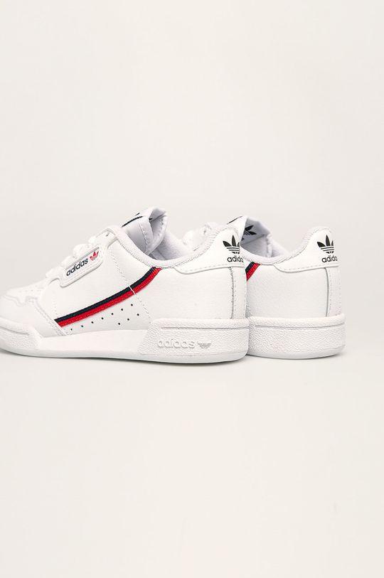 adidas Originals - Dětské boty Continental 80 Svršek: Umělá hmota, Přírodní kůže Vnitřek: Textilní materiál Podrážka: Umělá hmota