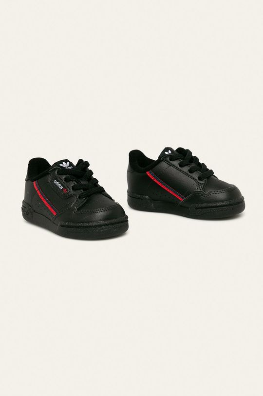 adidas Originals - Dětské boty Continental 80 EL I černá