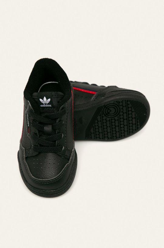 adidas Originals - Dětské boty Continental 80 EL I Svršek: Umělá hmota, Přírodní kůže Vnitřek: Textilní materiál Podrážka: Umělá hmota