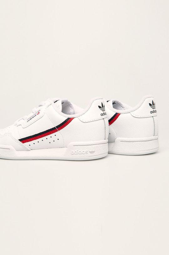 adidas Originals - Dětské boty Continental 80 Svršek: Přírodní kůže, Umělá hmota Vnitřek: Textilní materiál Podrážka: Umělá hmota