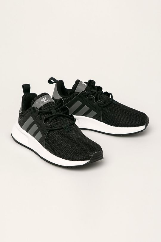 adidas Originals - Dětské boty X_PLR_C černá