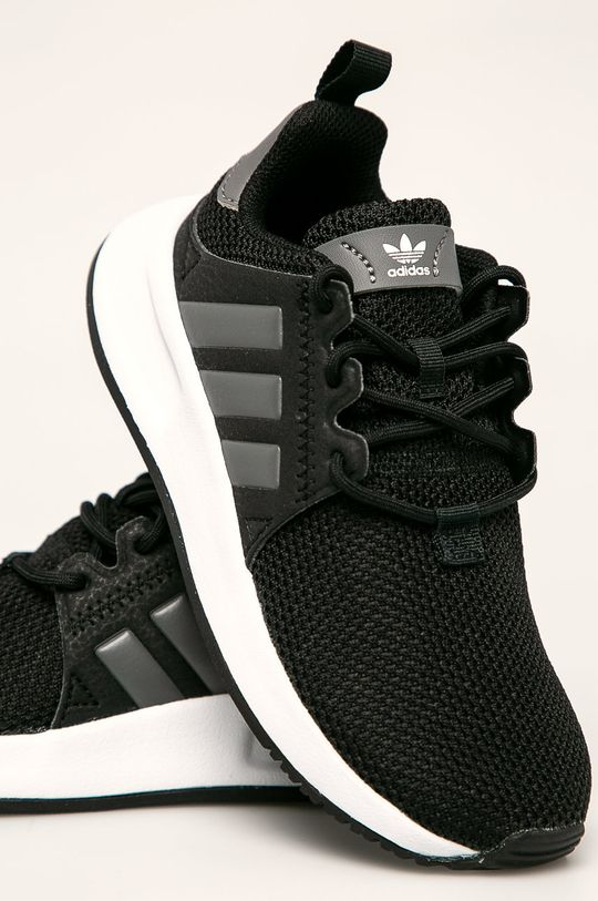 černá adidas Originals - Dětské boty X_PLR_C