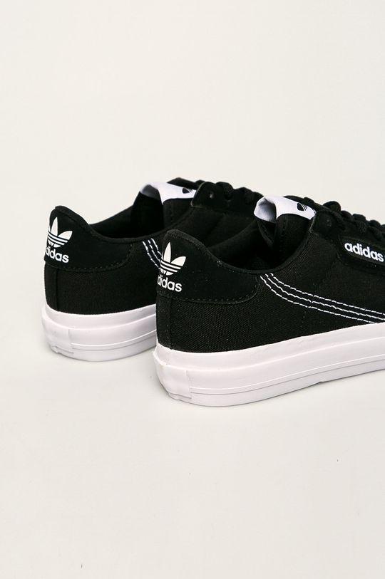adidas Originals - Dětské boty Continental Vulc Svršek: Umělá hmota, Textilní materiál Vnitřek: Textilní materiál Podrážka: Umělá hmota