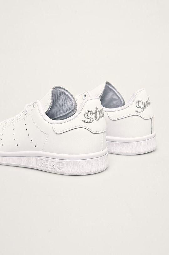 adidas Originals - Detské topánky Stan Smith  Zvršok: Prírodná koža Vnútro: Textil Podrážka: Syntetická látka