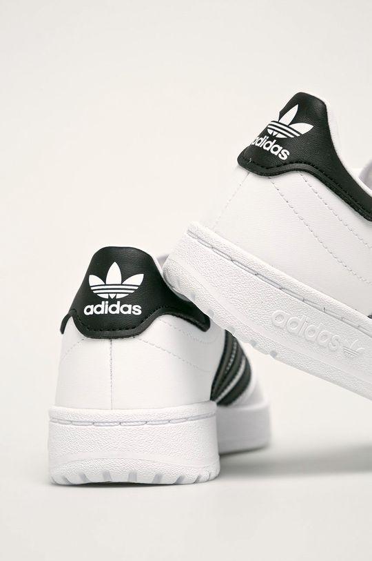 adidas Originals - Buty dziecięce Team Court Cholewka: Materiał syntetyczny, Wnętrze: Materiał syntetyczny, Materiał tekstylny, Podeszwa: Materiał syntetyczny