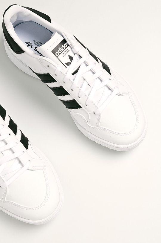 adidas Originals - Buty dziecięce Team Court Dziecięcy