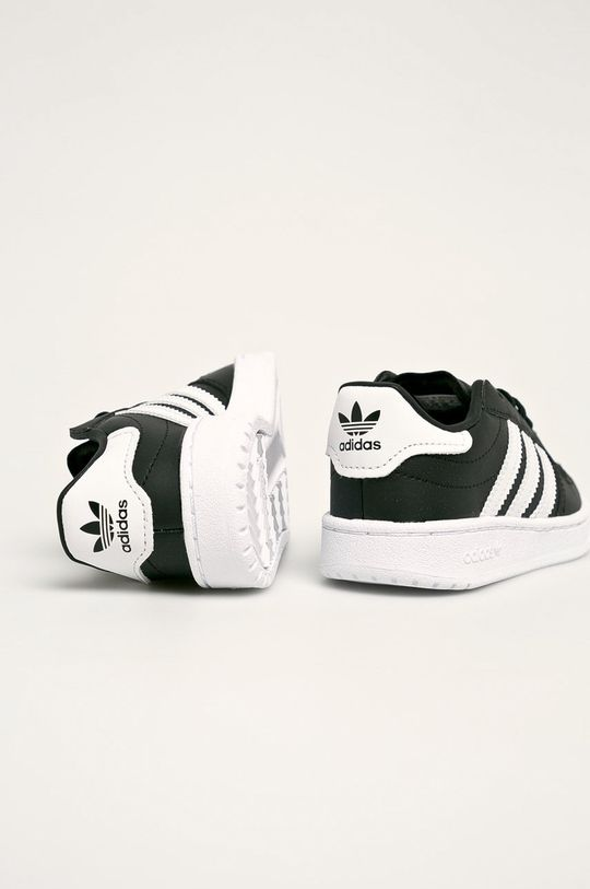 adidas Originals - Dětské boty Team Court C Svršek: Umělá hmota Vnitřek: Umělá hmota, Textilní materiál Podrážka: Umělá hmota