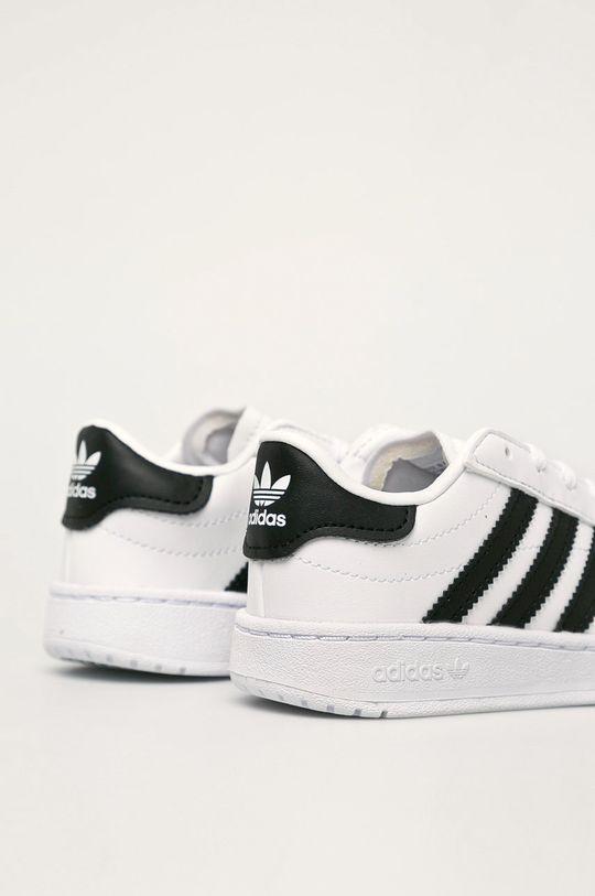 adidas Originals - Dětské boty Team Court Svršek: Umělá hmota Vnitřek: Umělá hmota, Textilní materiál Podrážka: Umělá hmota