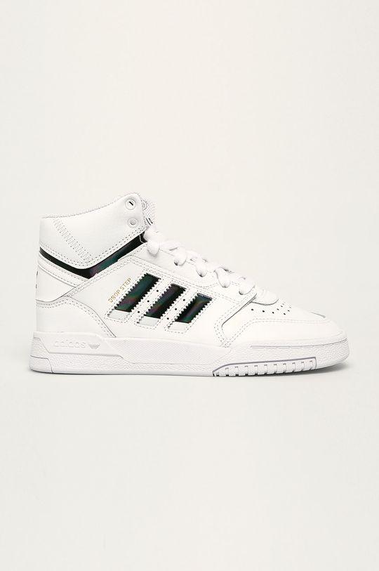 biela adidas Originals - Detské topánky Drop Step Detský