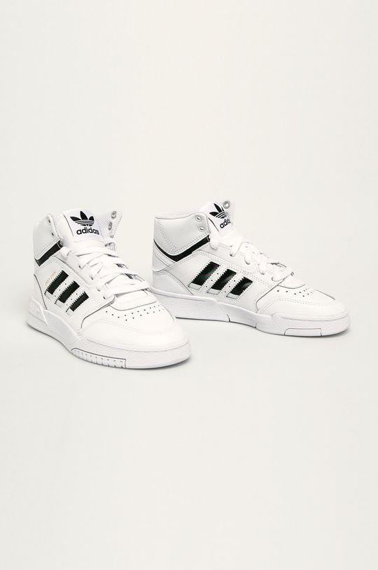 adidas Originals - Detské topánky Drop Step biela