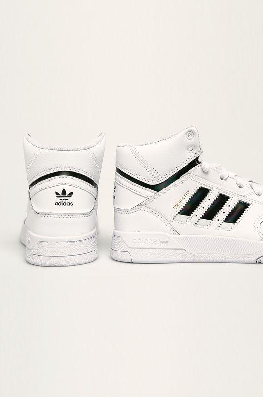adidas Originals - Detské topánky Drop Step  Zvršok: Syntetická látka, Prírodná koža Vnútro: Textil Podrážka: Syntetická látka