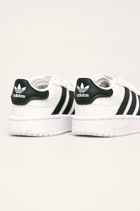 adidas Originals - Dětské boty Team Court El I Svršek: Umělá hmota Vnitřek: Textilní materiál Podrážka: Umělá hmota