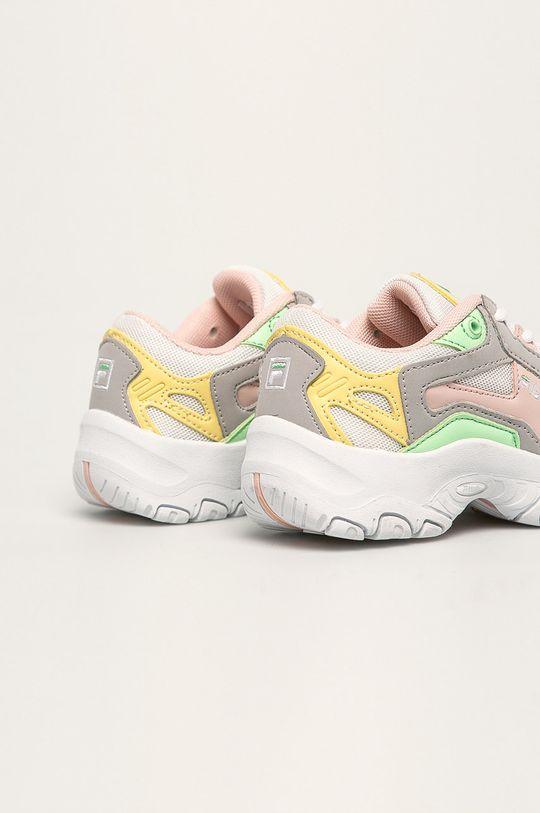 Fila - Pantofi copii Select CB low Gamba: Material sintetic, Material textil Interiorul: Material textil Talpa: Material sintetic