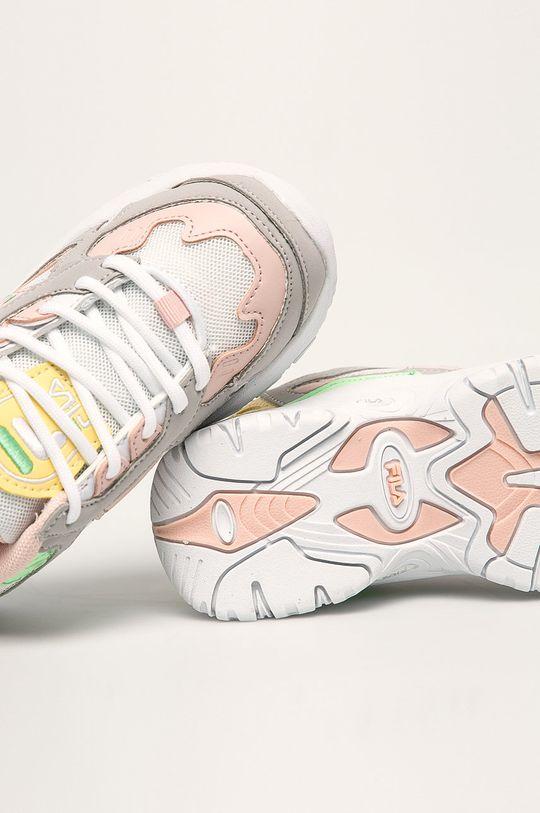 gri deschis Fila - Pantofi copii Select CB low