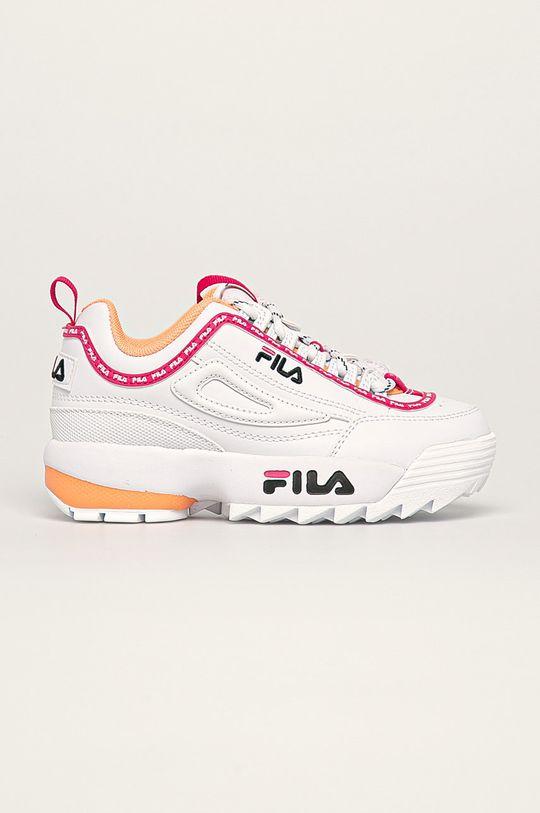 roz ascutit Fila - Pantofi copii Disruptor Logo JR De copii