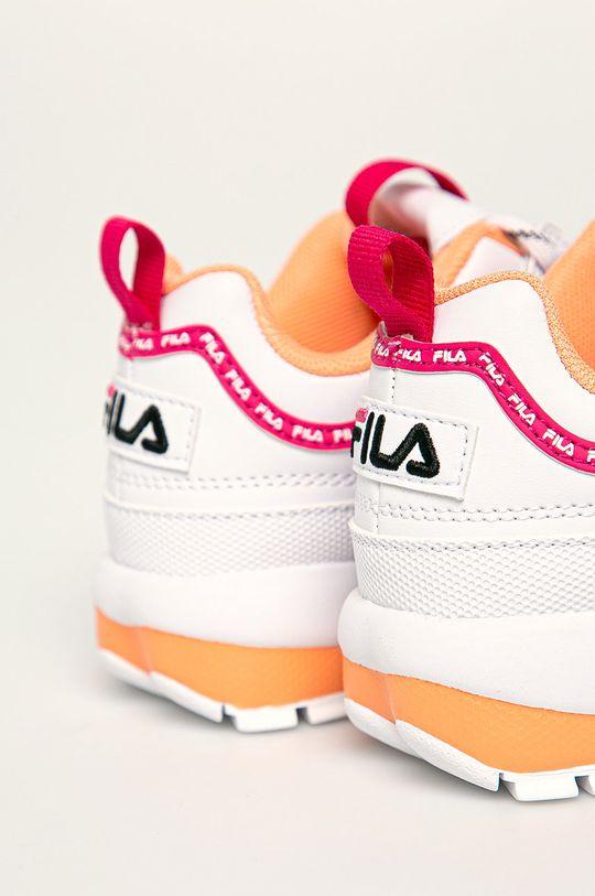 Fila - Pantofi copii Disruptor Logo JR Gamba: Material sintetic Interiorul: Material textil Talpa: Material sintetic