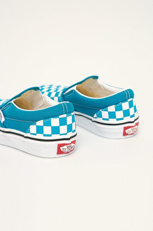 niebieski Vans - Tenisówki dziecięce