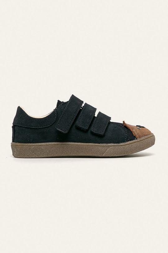 bleumarin Mrugała - Pantofi copii De copii